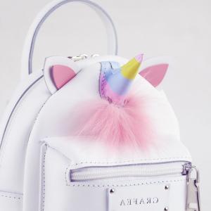 3d22f735cb0 thumb-pleasant-unicorn-mini-zippy-leather-backpack | Misolé